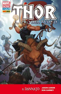 Thor - Dio del tuono n. 12
