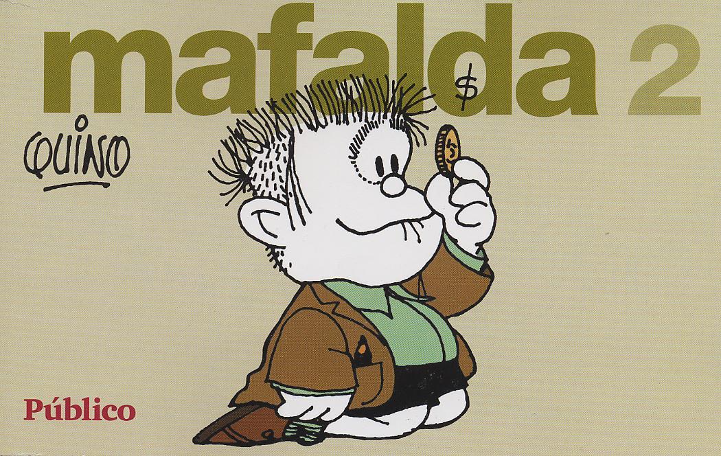 Mafalda #2 (de 14)