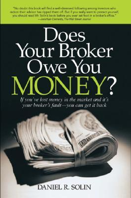 Does Your Broker Owe You Money?