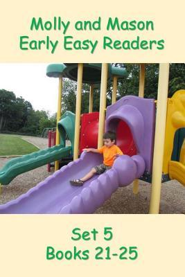 Molly and Mason Early Easy Readers Set 5 Books 21-25
