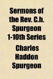 Sermons of the REV. ...