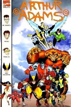Grandi Autori Marvel: Arthur Adams