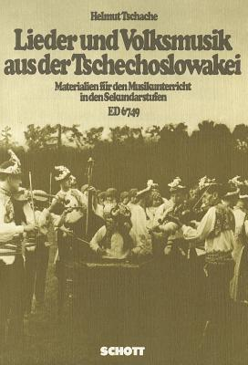 Lieder Und Volksmusik Aus Der Tschechoslowakei