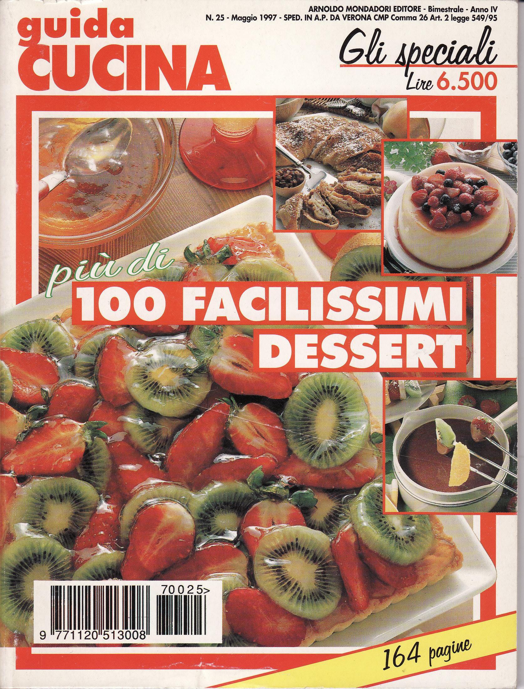 Più di 100 facilissimi dessert