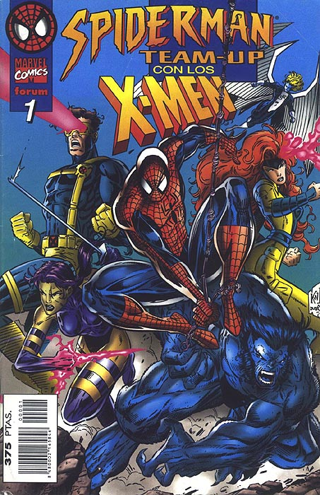 Spiderman Team-Up Vol.1 #1 (de 7)