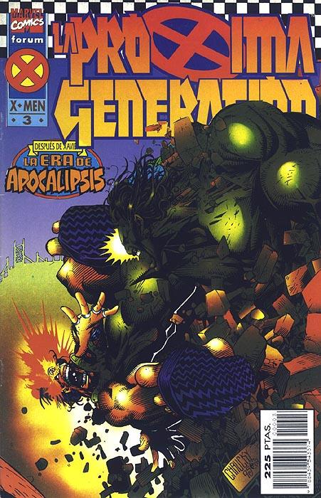 La próxima generación Vol.1 #3 (de 4)
