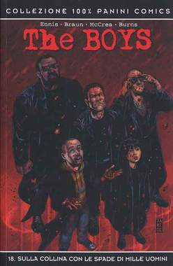 The Boys vol. 18