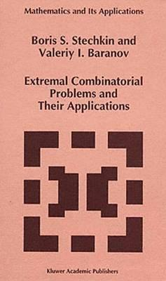 Extremal Combinatorial Problems and Their Applications