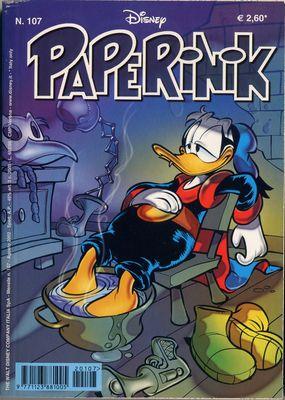 Paperinik e altri supereroi n. 107