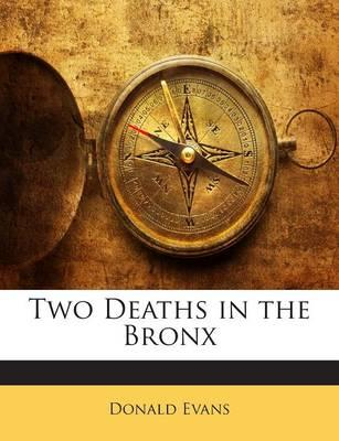 Two Deaths in the Bronx