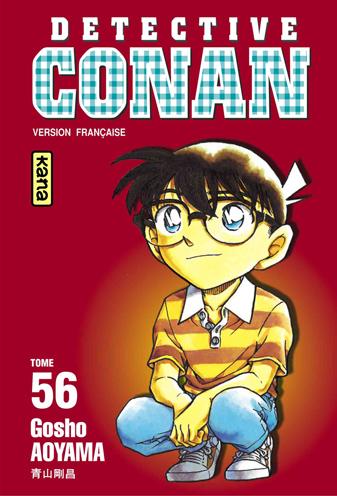 Détective Conan, Tome 56