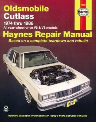 Oldsmobile Cutlass, 1974-1988