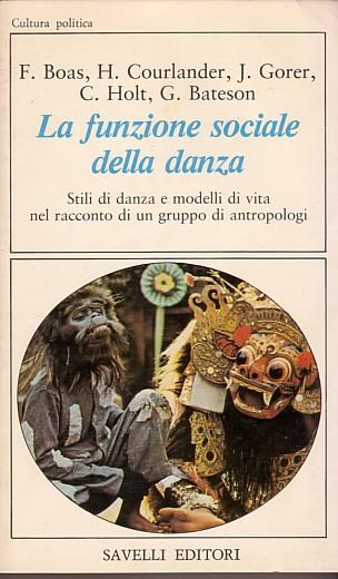 La funzione sociale ...