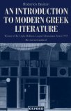 An Introduction to Modern Greek Literature