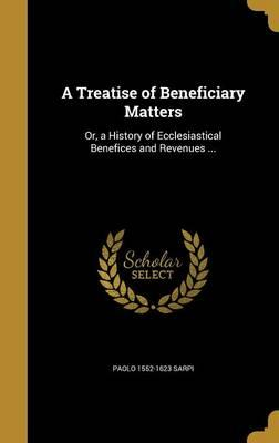 TREATISE OF BENEFICIARY MATTER