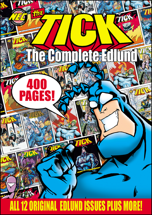 The Tick - The Complete Edlund
