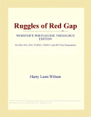 Ruggles of Red Gap (Webster's Portuguese Thesaurus Edition)