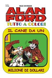 Alan Ford tutto a colori n. 18