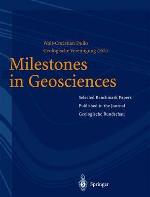 Milestones in Geosciences