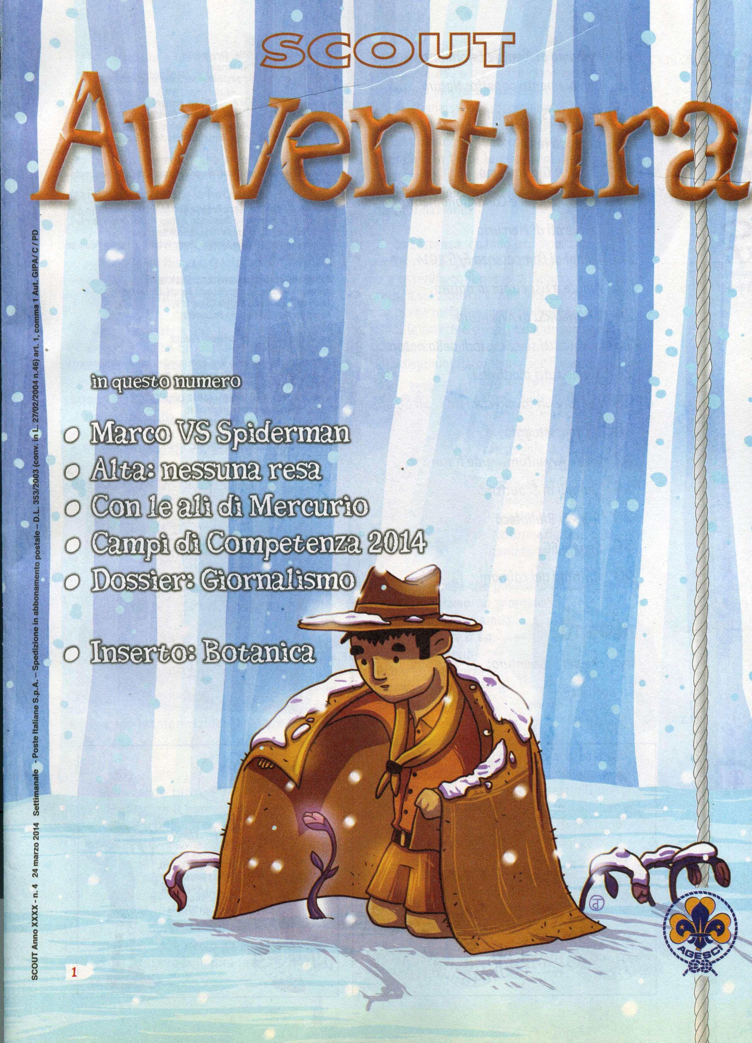 Scout Avventura 4/2014