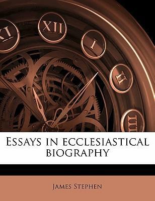Essays in Ecclesiast...