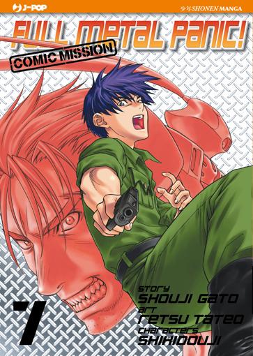 Full Metal Panic ! Comic Mission vol. 7