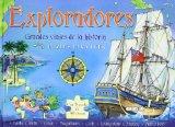 EXPLORADORES PUZZLES PARA LEER