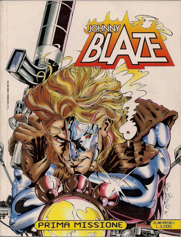 Johnny Blaze: Prima ...