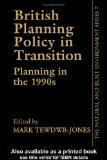 British Planning Policy Transition