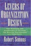 Levers Of Organization Design