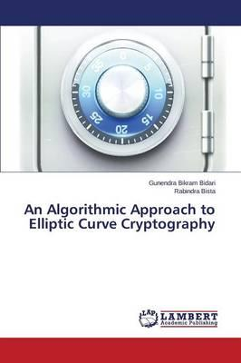 An Algorithmic Approach to Elliptic Curve Cryptography