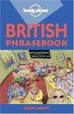 Lonely Planet British Phrasebook