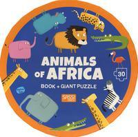 Animals of Africa. Ediz. a colori. Con puzzle