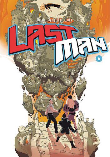 Last Man vol. 6