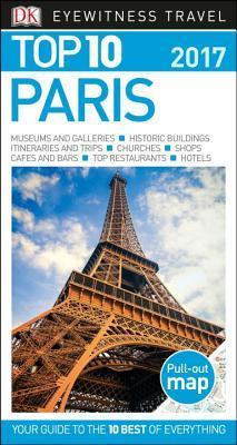 Dk Eyewitness Top 10 2017 Paris