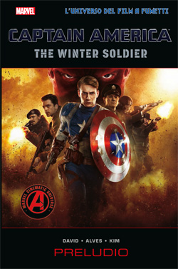 Marvel Movie - Captain America The Winter Soldier: Preludio