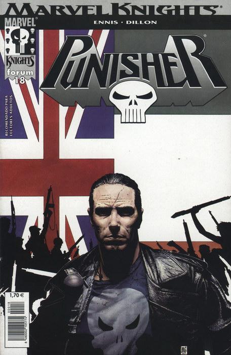 Marvel Knights: Punisher vol.2 #18