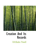 Creation and Its Records
