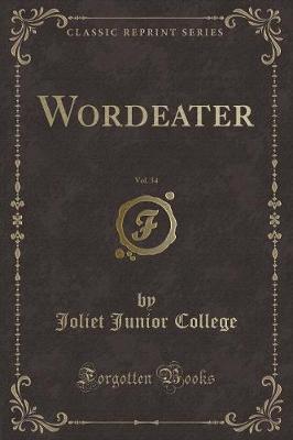 Wordeater, Vol. 34 (Classic Reprint)
