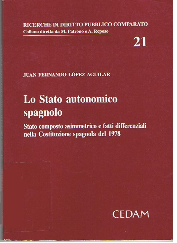 Lo Stato autonomico spagnolo