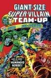 Essential Super-Villain Team-Up, Vol. 1