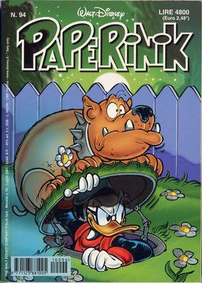 Paperinik e altri supereroi n. 94