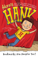 Here's Hank :bookmarks are people too!