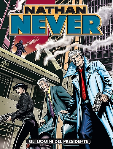 Nathan Never n. 283