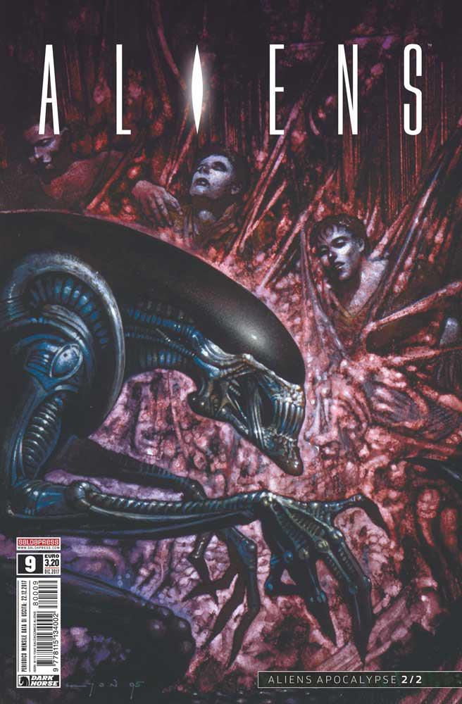 Aliens #9