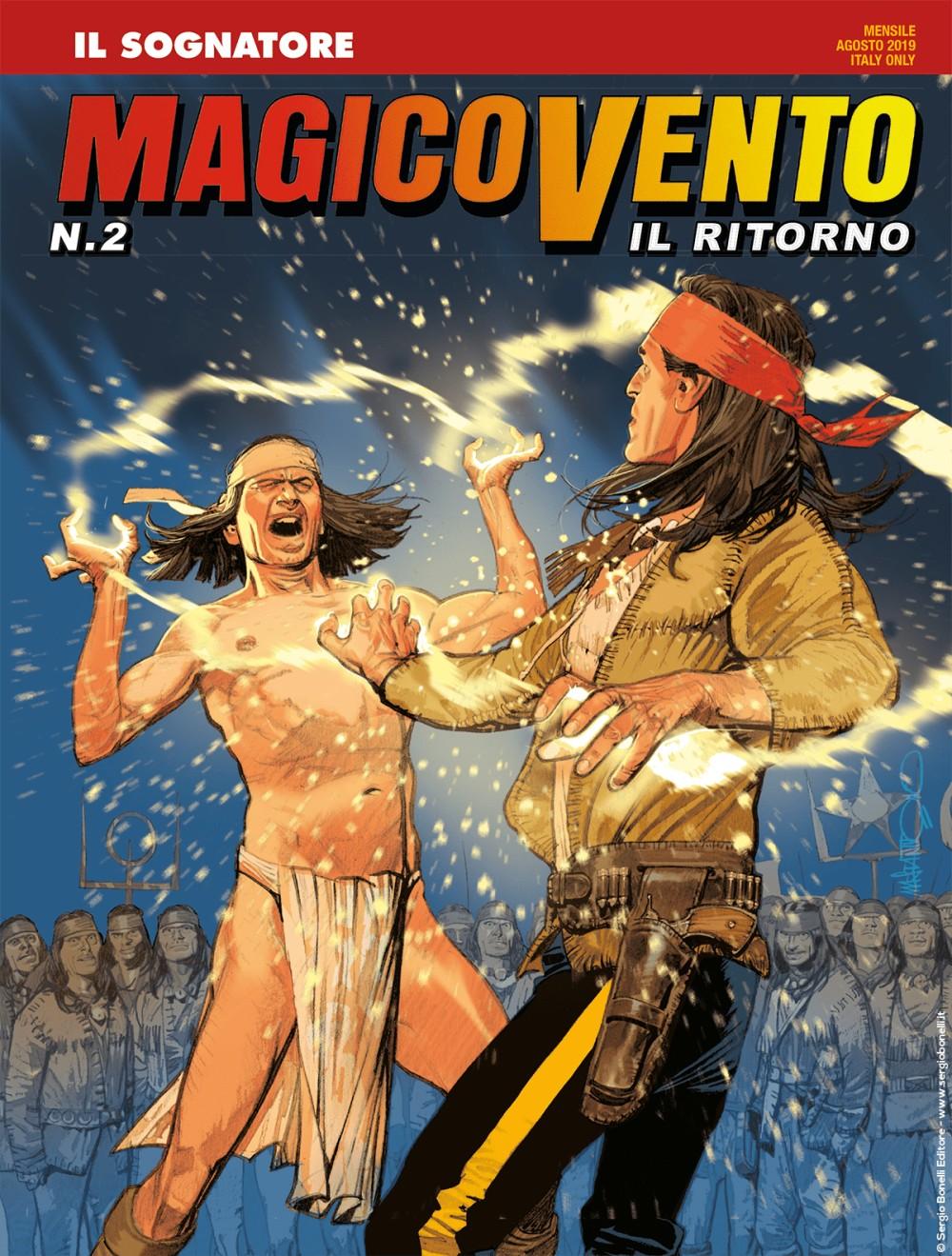 Magico Vento - Il Ritorno n. 2