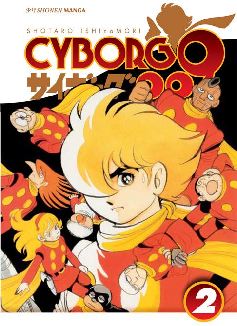 Cyborg 009 vol. 02 d...