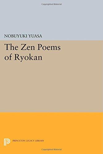The Zen Poems of Ryōkan