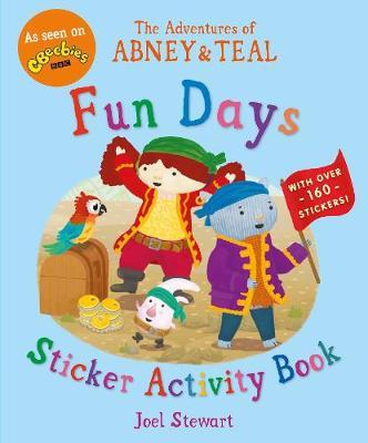 Abney & Teal's Doodle Days (Abney & Teal Sticker Activity)