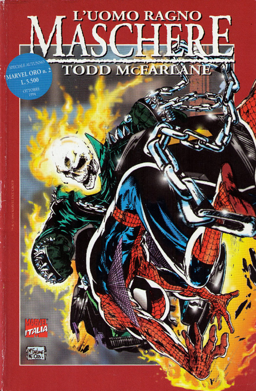 Marvel Oro n. 2
